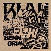 Image of Benn Grim - Blah Sides CD