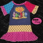 Image of **SOLD OUT** Yo Gabba Gabba Dress - Size 2T/3T
