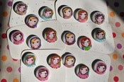 Image of Babushka Badges