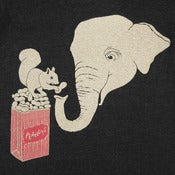 Image of Elephant & Squirrel T-shirt