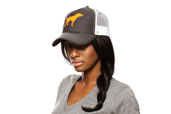 Image of GIRLS TINY TIM SIGNATURE TRUCKER HAT