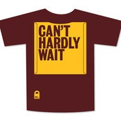 Image of SST 004 – Can't Hardly Wait – Short Sleeve