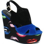 Image of Kissy Lip Wedges 