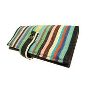Image of Color In Line ) Pocketbook Slash Checkbook Wallet