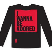 Image of SST 003 – I Wanna Be Adored – Longsleeve