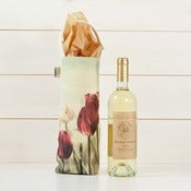 Image of Tulips | Wine Tote