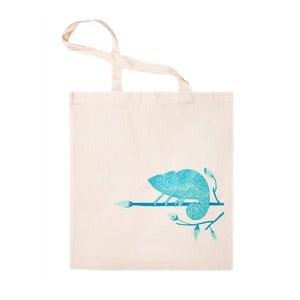 Chameleon Tote Bag