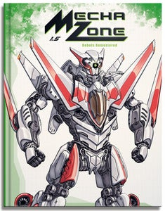 Image of Mecha Zone 1.5 Art Book