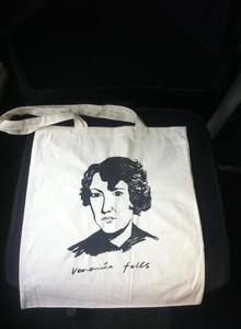 Image of Veronica Falls Moe Tucker Tote Bag