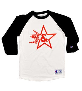 "Image of ""Chicago"" Baseball Tee"