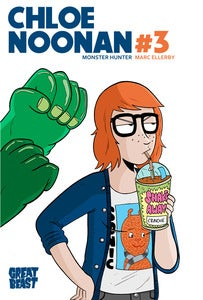 Image of Chloe Noonan: Monster Hunter #3