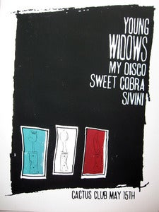 Image of Young Widows poster