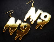 Image of Label Whore 2.0 Earrings