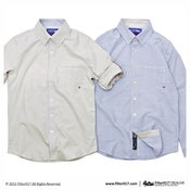 Image of Filter017 Oxford Shirt For Male