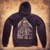 Image of City Hall zip hoodie