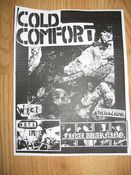 Image of Cold Comfort #1 Zine