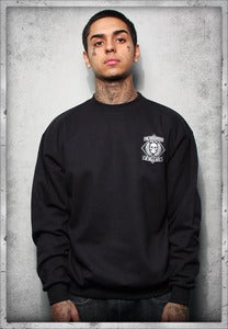 Image of AT HELLS GATE CREW PULLOVER