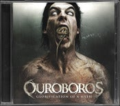 "Image of Ouroboros ""Glorification of a Myth"" CD"