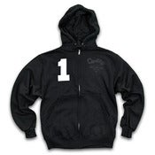 Image of Quality Zip-Up (Black)
