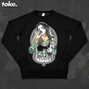Image of Toke- Gangsta - Sweatshirt