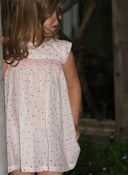 Image of Nissa smocked dress 