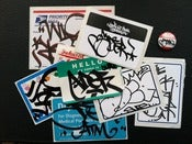 Image of ADER Sticker Packs