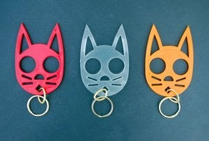 Image of Kitty Keychain Self-Defense Device