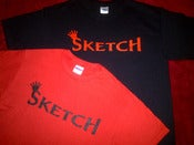 Image of MotownHustlin Sketch Tshirts
