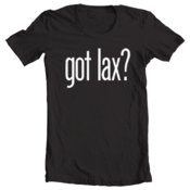 Image of Got Lax? - Black