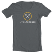 Image of Live Lacrosse II - Smoke Gray