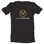 Image of Live Lacrosse II - Black