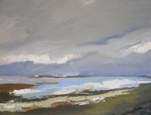 Image of DJ Lowrie: Afternoon Light, Sole Bay 