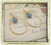 Jewelry: &quot;Olympia&quot; in Blue