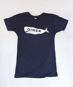 Diner Whale Tee