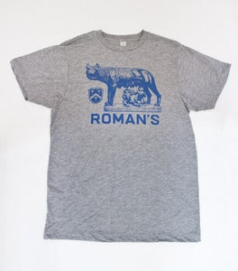Roman's Tee