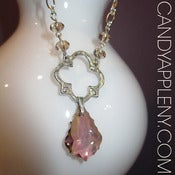 Image of Brilliant Baroque Swarovski Necklace
