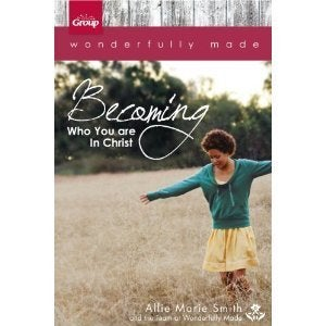 Image of Wonderfully Made: Becoming Who You Are in Christ