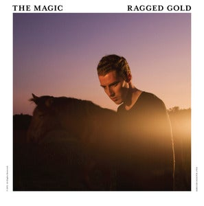 Image of THE MAGIC 'RAGGED GOLD' LP 180g HEAVY VINYL W/ FULL ALBUM DOWNLOAD