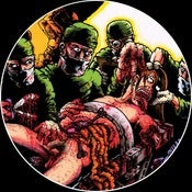 Image of GOREROTTED - 'Mutilated in Minutes' Picture Disc 