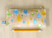 Image of Muju Magic Mushroom Pencil Case