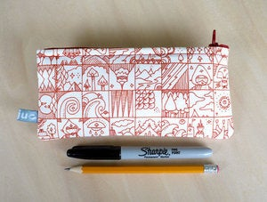 Image of Muju Elements Pencil Case