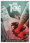 Image of The Thing print by Domanic Li