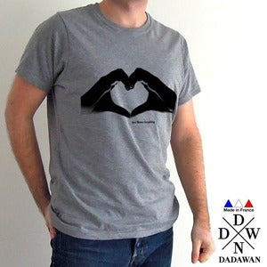 Image of Love means everything - T-shirt Made in France