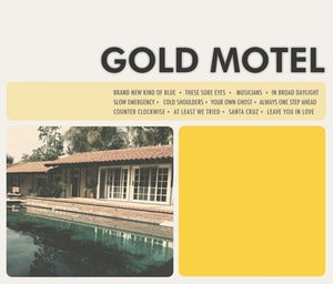 Image of $5 &quot;Gold Motel&quot; Album Download