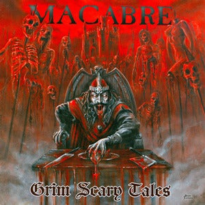Image of Macabre - Grim Scary Tales CD-Digi
