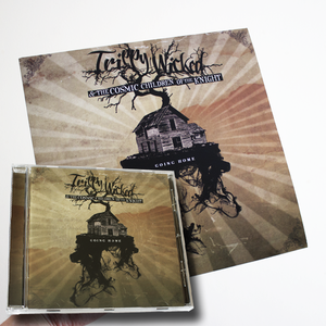 Image of Trippy Wicked - Going Home LP + CD Bundle