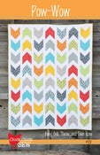 Image of Pow-Wow Pattern #128, Paper Pattern