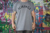 Image of Surpass Basic T-Shirt Grey