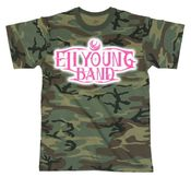Image of Green Camo Logo T-Shirt *FREE GRAB BAG T-SHIRT INCLUDED*