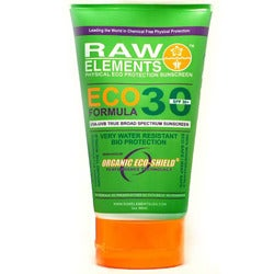 Image of RAW ELEMENTS ECO FORMULA 30+ SUNSCREEN